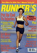 Runner's World UK October 2003