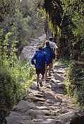 Inca Trail, © 2000 Carl Yarbrough