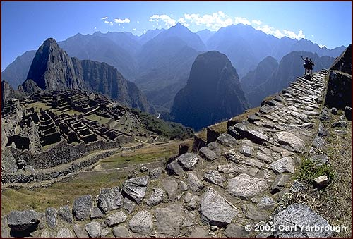 Andes Adventures - Machu Picchu