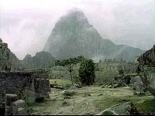 machu picchu, the ?lost city of the incas?
